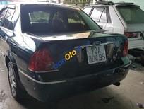 Bán xe cũ Ford Laser 1.8MT đời 2003, màu xanh lam chính chủ
