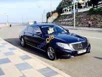 Cần bán lại xe Mercedes đời 2014, màu xanh lam, xe nhập số tự động