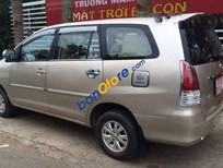 Cần bán gấp Toyota Innova MT đời 2008 số sàn, giá 395tr