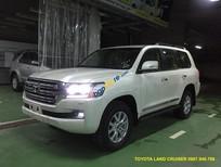 Cần bán xe Toyota Land Cruiser VX sản xuất 2016, màu trắng, nhập khẩu nguyên chiếc