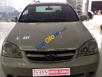 Cần bán xe cũ Daewoo Lacetti EX đời 2010, màu bạc, giá 305tr