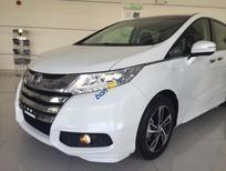 Bán ô tô Honda Odyssey năm 2016, màu trắng, nhập khẩu nguyên chiếc