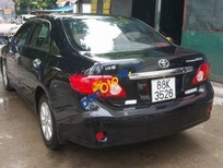 Bán xe Toyota Corolla Altis 1.8 G sản xuất 2009, màu đen, 550tr