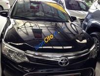 Bán Toyota Camry 2.5G đời 2015, màu đen