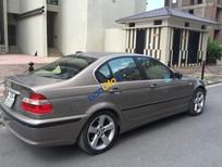 Bán ô tô BMW 3 Series 325i đời 2004, màu bạc