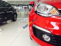 Kia Lạng Sơn -Cần bán xe Kia Rio sedan AT đời 2016, màu đỏ, xe nhập, 550tr