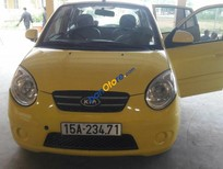 Xe Kia Morning đời 2009, màu vàng, 205 triệu