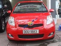 Bán Toyota Yaris 1.3AT năm 2009, màu đỏ, nhập khẩu