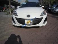 Cần bán xe Mazda 3 2010, màu trắng, nhập khẩu nguyên chiếc, giá tốt