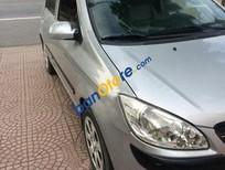 Cần bán Hyundai Getz năm 2009, màu bạc như mới