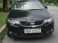 Bán Kia Forte SLI đời 2014, màu đen, xe nhập số tự động