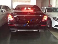 Cần bán xe Mercedes E300 AMG sản xuất 2016, màu đen, xe nhập