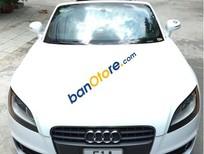 Bán Audi TT Roadster sline đời 2009, màu trắng, nhập khẩu chính hãng còn mới, giá tốt
