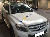 Bán xe cũ Mercedes GLK220 đời 2013, màu trắng chính chủ