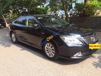 Cần bán xe cũ Toyota Camry 2.0E đời 2014, màu đen