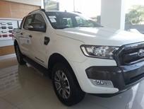 Cần bán xe Ford Ranger Wildtrak 3.2l đời 2016, màu trắng, xe nhập
