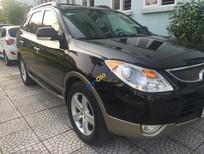 Bán Hyundai Veracruz 3.0 đời 2008, màu đen chính chủ, giá chỉ 795 triệu