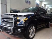 Cần bán Ford F 150 V6 Limited AT đời 2016, màu đen, giá tốt