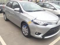 Bán ô tô Toyota Vios G 1.5AT 2016, màu bạc