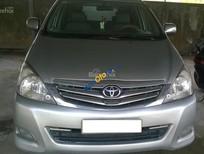 Bán xe Toyota Innova 2008 đã lên G 2011, màu bạc, xe gia đình