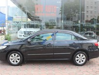 Cần bán xe cũ Toyota Corolla altis 1.8AT đời 2011, màu đen, giá tốt