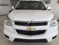 Cần bán Chevrolet Colorado MT 2.5 4x4 đời 2016, màu trắng, nhập khẩu chính hãng