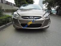 Bán ô tô Hyundai Accent 2012, màu nâu, xe nhập, 515 triệu