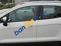 Bán ô tô Ford EcoSport AT đời 2015, màu trắng