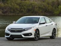 Bán Honda Civic 1.5Turbo đời 2016, màu trắng, nhập khẩu, 947tr