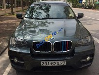 Cần bán lại xe BMW X6 3.0AT năm 2009, màu xám, xe nhập còn mới