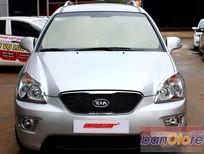 Cần bán lại xe Kia Carens SX 2.0MT đời 2011, màu bạc, số sàn