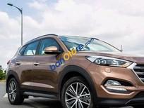 Cần bán Hyundai Tucson AT 2016, màu nâu