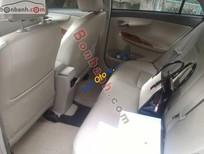 Bán Toyota Corolla Altis 2.0AT sản xuất 2010, màu đen ít sử dụng
