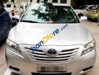 Cần bán lại xe Toyota Camry AT năm 2007, màu bạc, nhập khẩu chính hãng số tự động