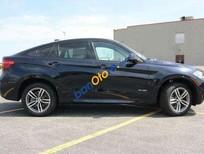 Bán xe BMW X6 sản xuất 2016, màu đen, xe nhập