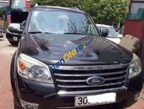 Cần bán lại xe Ford Everest MT đời 2009, màu đen số sàn, 565 triệu