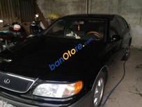 Cần bán Lexus GS 300 MT đời 1995, màu đen, nhập khẩu nguyên chiếc số sàn, 355tr