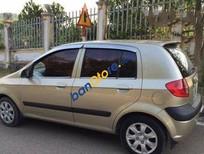 Cần bán xe Hyundai Getz MT đời 2009, màu nâu, giá cạnh tranh