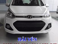 Bán ô tô Hyundai Grand i10 đời 2016, màu trắng, nhập khẩu