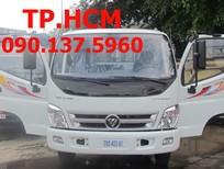 Bán Thaco OLLIN 345 2016, màu xanh lam, nhập khẩu chính hãng