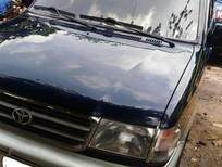 Cần bán gấp Toyota Zace GL năm 2001