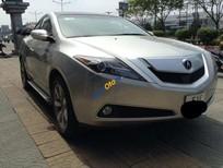 Xe Acura ZDX 2010, màu bạc, nhập khẩu