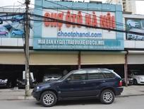 Cần bán BMW X5 2005, màu xanh lam, nhập khẩu nguyên chiếc, 510 triệu