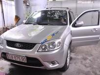Bán Ford Escape 2.3 đời 2011, màu bạc, xe nhập
