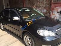 Bán ô tô Toyota Corolla altis 1.8 G đời 2005, màu đen