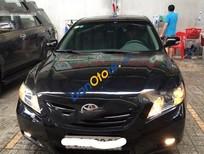 Cần bán xe Toyota Camry AT đời 2007, màu đen