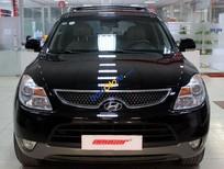 Bán xe Hyundai Veracruz 3.8AT 4WD 2008, màu đen, xe nhập