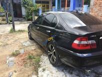 Bán BMW 3 Series 318i đời 2005, màu đen, nhập khẩu