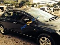 Cần bán Honda Civic AT 2008, màu đen, 485tr