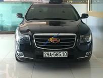 Bán Geely Emgrand Ec820 2.0 AT đời 2012, màu đen, xe nhập
